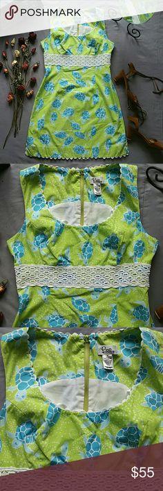 Lilly Pulitzer Delia Shift Dress