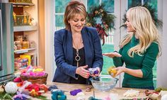 Home & Family - Tips & Products - Felted Wool Soaps with Sophie Uliano | Hallmark Channel