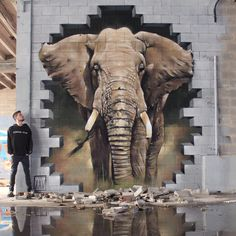 XAV Tarafından Yapılan Nefeslerinizi Kesecek Sokak Sanatı Çalışmaları