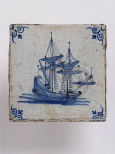 Wall tile   V&A Search the Collections