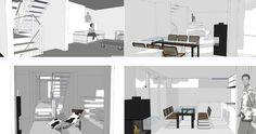 Floor Plans, Detached House, Architecture, Projects, Floor Plan Drawing, House Floor Plans