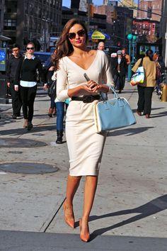 7 Ways to Spice up Your Work Wardrobe ... | All Women Stalk