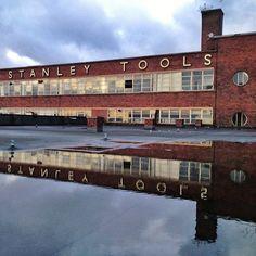 Workplace reflected (photo by @cityscopeimaging on IG) #socialsheffield #sheffield