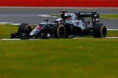219 okrążeńpodczas dwóch dni testowych na silverstone #segafrdeo #McLaren #F1 #PrzejazdyPróbne