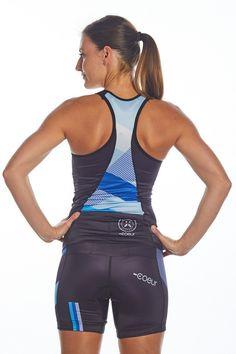 a004f41d8 Blue Note Women s Triathlon Top. Triathlon ClothingBike ClothingCycling  ClothesCycling ShortsCycling ...