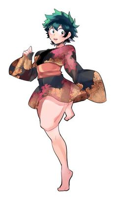 Izuku midoriya bnha boku no hero academia, my hero acade My Hero Academia Episodes, My Hero Academia Memes, Hero Academia Characters, My Hero Academia Manga, Boku No Academia, Buko No Hero Academia, Gender Bender Anime, Rule 63, Thicc Anime