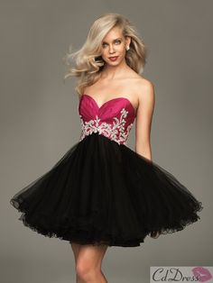 Homecoming Dress!  Come to Davison Bridal in Davison, MI for all of your homecoming and prom needs!  Call (810) 658-6070 or visit our website www.davisonbridal.com for more information!