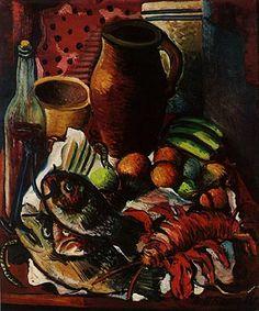 (Still Life)  Natureza Morta (1938) Emiliano Di Cavalcanti