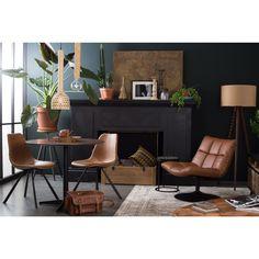 Dutchbone Bar Lounge stoel - Fauteuils - Stoelen - Woonkamer | Fundesign.nl