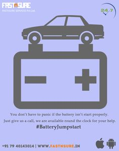 Next time when your car battery dies, instead of calling friends, Call FNS & get Car Repair Service, Jodhpur, Just Giving, Friends, Automobile Repair Shop, Boyfriends