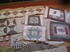 ~ Ann's Embroidery and Quilting - Journey ~