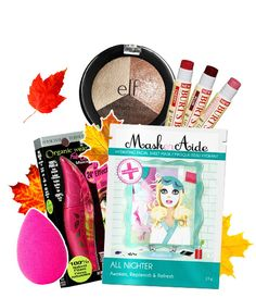 Fall beauty picks to shake up your makeup routine!