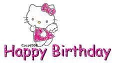 Happy Birthday Hello Kitty Easter   hello kitty~happy birthday