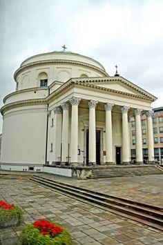 Vatican City, Roman Catholic, Warsaw, Poland, Rome, Taj Mahal, Places To Go, Saints, Tours