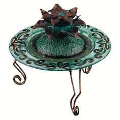 Regal Art &Gift Copper Lotus Fountain, - Great value for the price, definitely recommend.If you have been looking for a cheap outdoor fountains and wate Small Fountains, Indoor Water Fountains, Indoor Fountain, Garden Fountains, Wicker Patio Furniture Sets, Canopies For Sale, Calming Sounds, Cascade Water, Tabletop Fountain