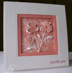 just for you by kiagc - Cards and Paper Crafts at Splitcoaststampers