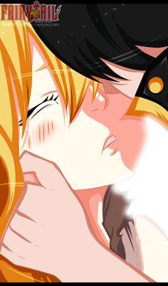 Fairy Tail 450 Mavis and Zeref by ShinaYuuki on DeviantArt