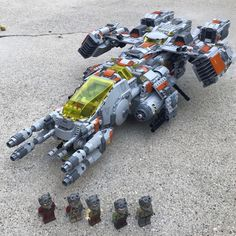 Friddle - Welcome my homepage Lego Mecha, Robot Lego, Lego Spaceship, Lego War, Robots, Lego Design, Legos, Lego Space Sets, Big Lego
