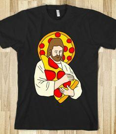 Pizza Jesus #skreened