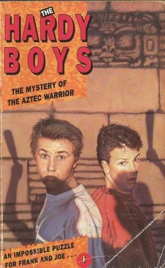 The Hardy Boys Series - #1 - The Mystery of the Aztec Warrior -Franklin W. Dixon