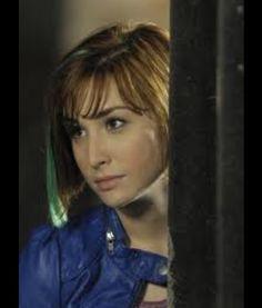 Claudia Donovan = Alison Scagliotti