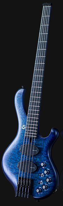 FROG Omega 5a Headless bass