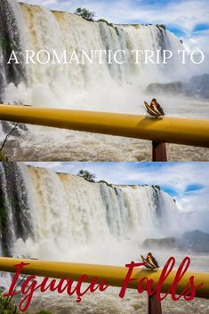 If a trip to Argentina or Brazil is part of your honeymoon or romantic getaway, you need to consider paying a visit to Foz de Iguaçu.