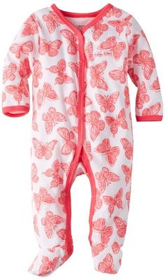 Baby Girl Pajamas, Carters Baby Girl, Baby Girl Newborn, Baby Girls, Baby Girl Fashion, Toddler Fashion, Smocked Baby Clothes, Baby Girl Items, Trendy Baby Boy Clothes