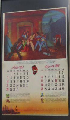 Calendarios mexicanos
