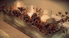 39-natural-and-simple-pinecone-wedding-ideas-39.jpg 500×279 pixels