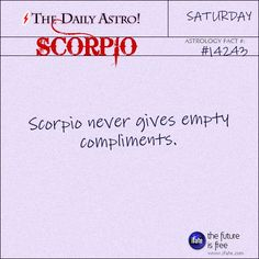 Daily Astro: Scorpio Your horoscope for today is waiting for you, Scorpio. Visit iFate.com today!