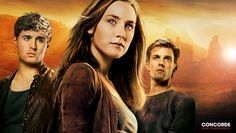 """Watch a new clip called """"Stop Your Vehicle"""" from Open Road Films' The Host, starring Saoirse Ronan, Max Irons, Diane Kruger, Jake Abel and William Hurt Radios, Les Ames Vagabondes, Hole In My Soul, Jake Abel, William Hurt, New Clip, Movie Wallpapers, Film Serie, Upcoming Movies"""