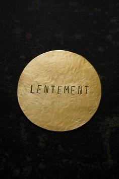 Brass Plate #3 - IRRE