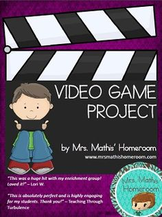 In this highly engaging, cross curricular project, students discover the key… Game Tester Jobs, Game Programming, Genius Hour, Cross Curricular, Media Literacy, Writing Strategies, Library Lessons, Project Based Learning, Teaching Resources