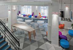 Skype office Stockholm, Sweden