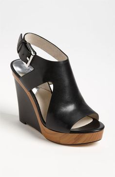 MICHAEL+Michael+Kors+'Josephine'+Wedge+(Women)+available+at+#Nordstrom