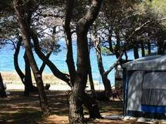 Camping in croatia, island Ugljan. Auto camp on the island Ugljan - Camping Porat Image Categories, European Countries, Campsite, Where To Go, Glamping, Instagram Story, Most Beautiful Pictures, Woodland, Places To Go