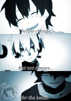 Sadness | Kagerou Project