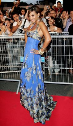 Beyonce at the Cannes premiere of 'Dreamgirls' May 2006