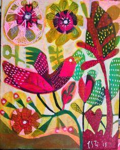 Este MacLeod - Pink Bird
