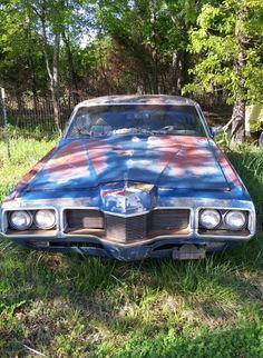 Ford Thunderbird Found Near Tenkiller Lake in East Central Oklahoma. Tripper's Travels.
