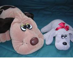 Pound Puppies! omg i used to love these! <3