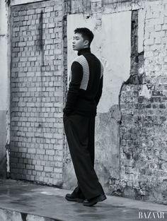 Park Seo Joon - Harper's Bazaar Magazine January Issue Park Hye Jin, Park Hyung Sik, Park Seo Joon, Seo Kang Joon, Instyle Magazine, Gq Magazine, Ji Chang Wook Healer, Song Joong, Park Bo Gum