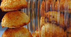 Coconut Macaroons, Μαλακά Μπισκότα Καρύδας, Συνταγές για Μαλακά Μπισκότα Καρύδας, Μπισκότα Καρύδας