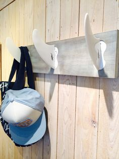 WTWSTYLEBLOG » New ! Fin Coat Hanger !!
