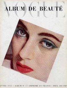French Vogue 1951   por dovima2010