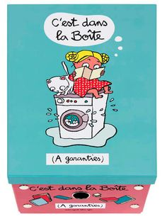 Boîte à garanties - DLP - Valérie Nylin