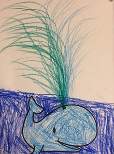 Thema onder water & de mooiste vis| Lesideeën kleuters Juf Anke Summer Lesson, Diep, Strand, Art For Kids, Flora, School, Artwork, Early Education, Second Best