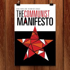 The Communist Manifesto by tracy cox for Recovering the Classics by Creative Action Network - 1