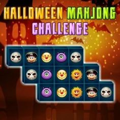 #Halloween #Mahjong #Challenge is based on the #classic #Chinese #game. The goal is to eliminate all blocks from the #board.  #Playing this game is very easy and #fun.